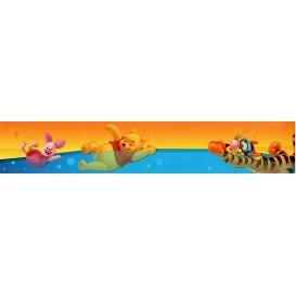 Samolepiaca bordúra Macko pooh BO403 5,3cmx5m