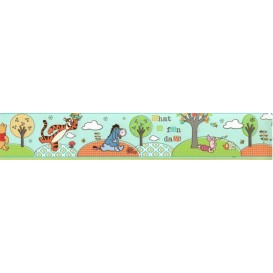 Samolepiaca bordúra Macko pooh BO50845 5,3cmx5m