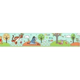 Samolepiaca Medvídek pooh BO50845  5,3cmx5m