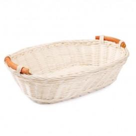 Košík ratanový s rúčkami  29x20x8cm
