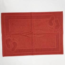 Bavlnená predložka do koupelny 50x70cm těhlová