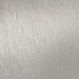 Metalická fólie 202-1203 Platino stříbrná 45cm