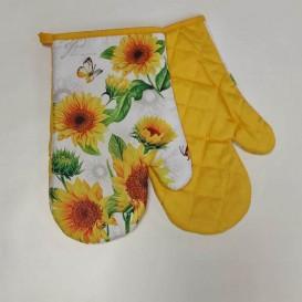 Kuchyňské rukavice Slunečnice 4760
