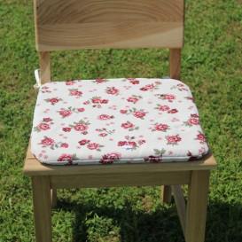 Podsedák na stoličku Ružová záhrada