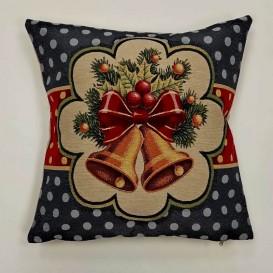 Gobelinova obliečka Vianočná Veselé Vianoce 2