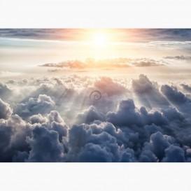 Fototapeta - FT6050 - Slnko v oblakoch