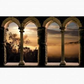 Fototapeta - FT6076 - Výhľad na západ slnka