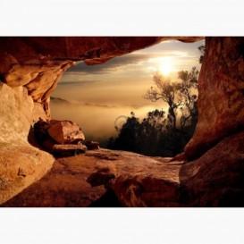 Fototapeta - FT6117 - Výhľad z jaskyne do údolia