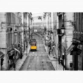 Fototapeta - FT6137 - Ulica v Lisabone, Portugalsko