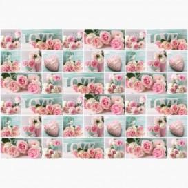 Fototapeta - FT6213 - Ružové ruže