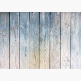 Fototapeta - FT6294 - Modré dosky