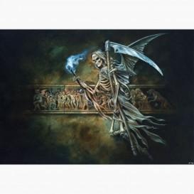 Fototapeta - FT6410 - Anjel smrti