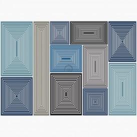 Fototapeta - FT6485 - Geometrická iluze