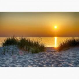 Fototapeta - FT6706 - Západ slnka na pobreží