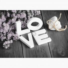 Fototapeta - FT6760 - Vintage Love