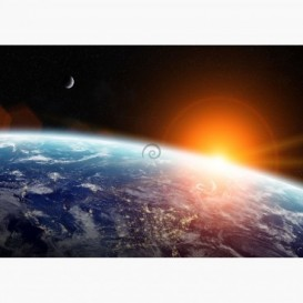 Fototapeta - FT6794 - Zemi z vesmíru