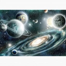 Fototapeta - FT6829 - Planety