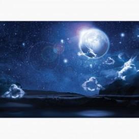 Fototapeta - FT6887 - Noční obloha