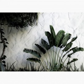 Fototapeta - FT7025 - Zelené listy