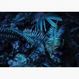 Fototapeta - FT7089 - Modro-zelené listy