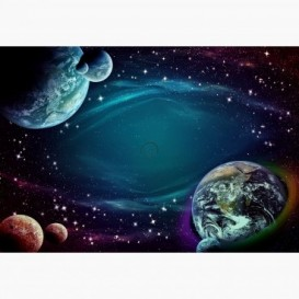 Fototapeta - FT7128 - Planety