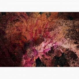 Fototapeta - FT7329 - Ružová textúra s ornamentom