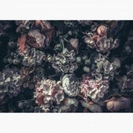 Fototapeta - FT7412 - Vintage kvety