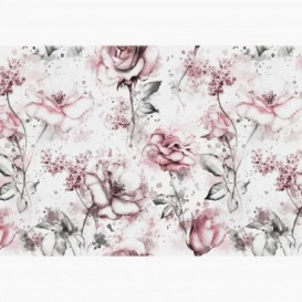 Fototapeta - FT7629 - Ružové ruže