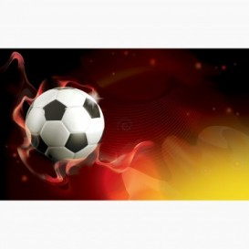 Fototapeta - FT7672 - Futbalová lopta