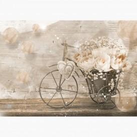 Fototapeta - FT7689 - Vintage kytica kvetov