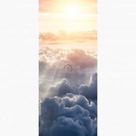 Fototapeta - DV1028 - Slnko v oblakoch