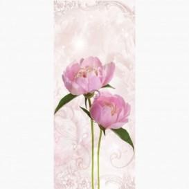Fototapeta - DV1090 - Ružové kvety